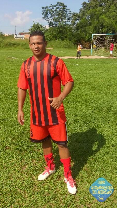 Campeonato Da Amizade  - meia direita Rua das Palmeiras FC