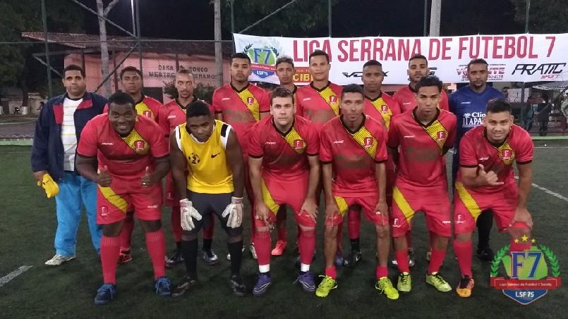 LIGA SERRANA DE FUTEBOL 7  - Família FC