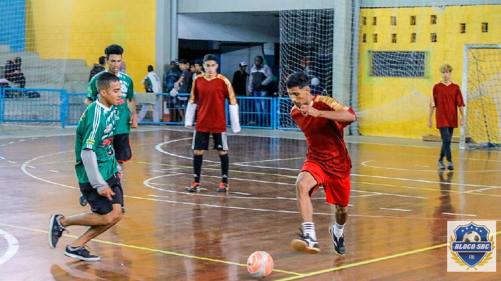 Copa Futsal FJU SBC  - Imagens inéditas da 4° rodada realizada em 07/06