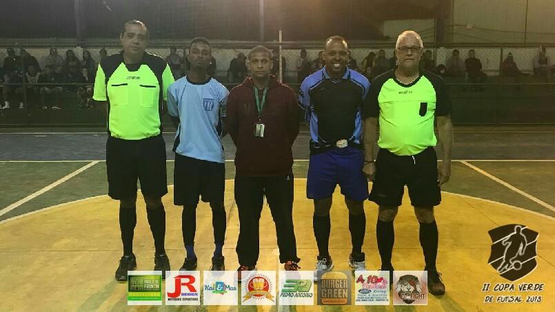 Copa Verde de Futsal 2018 - PSG x Racing