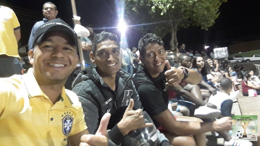 TAÇA CIDADE DE MINEIROS  - Jogo bom