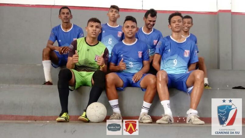 Cearense da FJU  - PORTUGUES FC