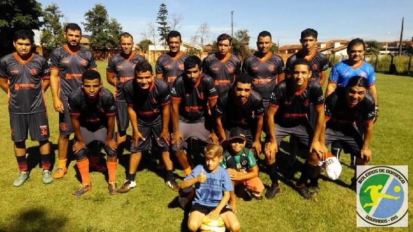 Domingo dos Boleiros 2019 - Vulcanos F.C