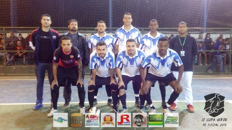 Copa Verde de Futsal 2018 - Mulecada FC