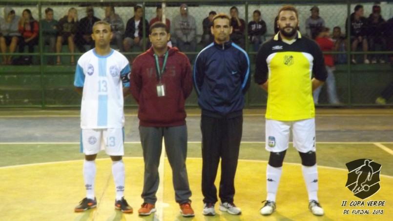 Copa Verde de Futsal 2018 - MOR x GRA