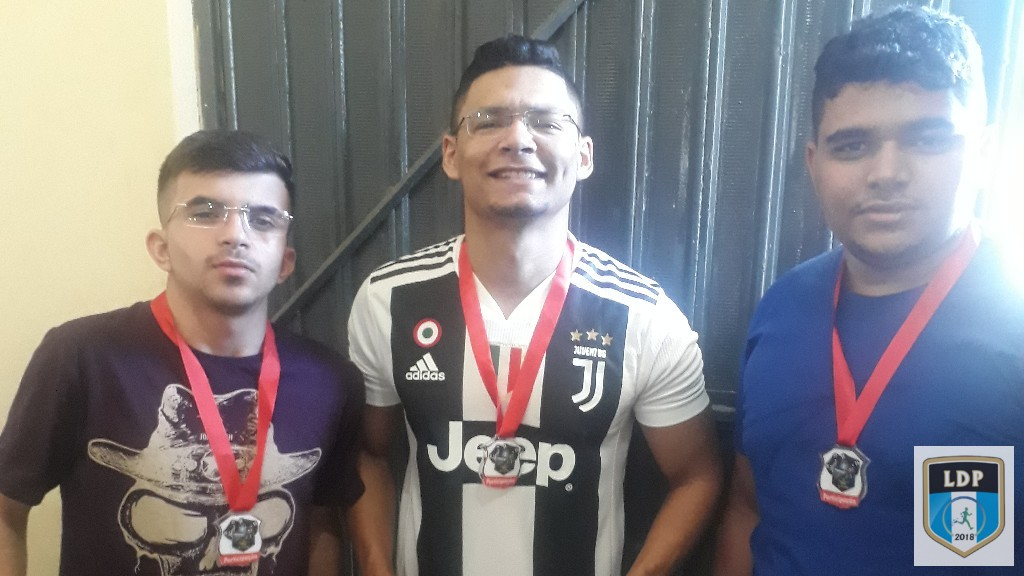 Liga Desportiva Patoense - participantes do FiFa LDP jua doce