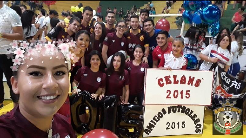 Torneo EXA CA5 - promo 2015 Celans