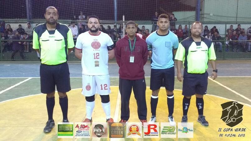 Copa Verde de Futsal 2018 - RAC x UDA