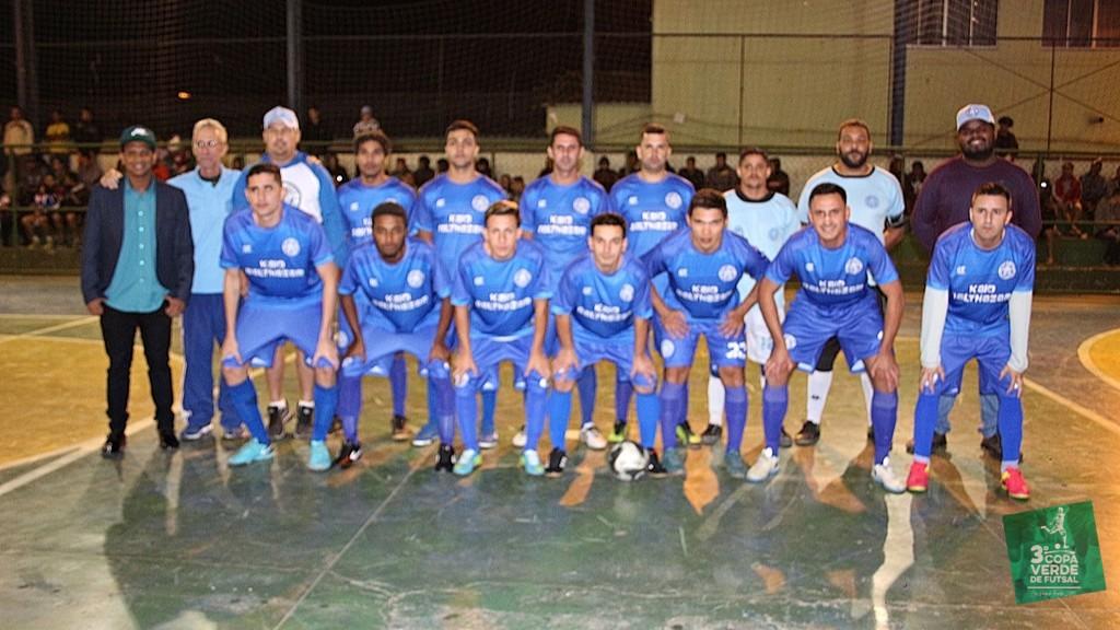 Copa Verde de Futsal 2019 - Grama City (por Laura Corrêa)