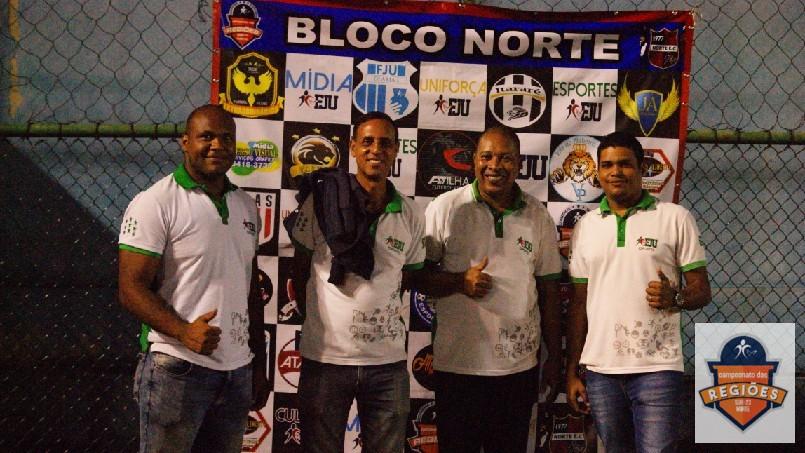 Campeonato Das Regiões Do Bloco Norte -