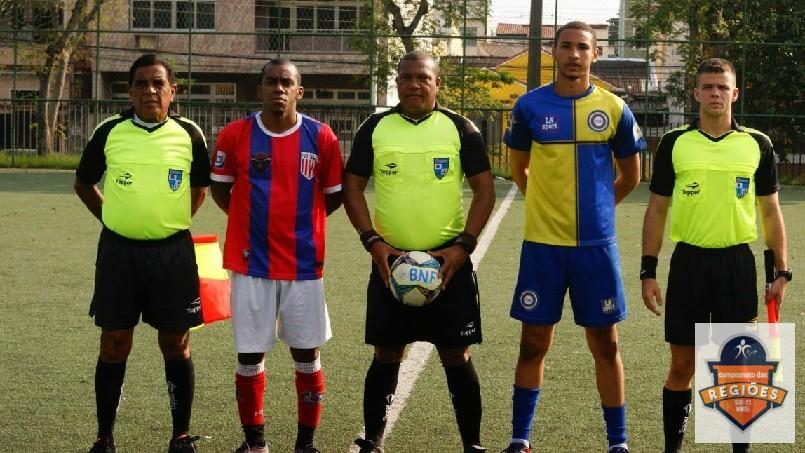 Campeonato Das Regiões Do Bloco Norte - São Cristóvão 0x0 C. de Lucas
