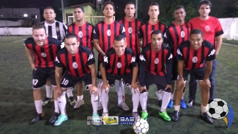 Copa RW De Futebol 7 Society - Seleção PGI Em Campo