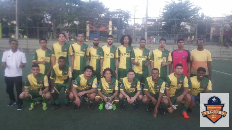 Campeonato Das Regiões Do Bloco Norte - time de Benfica 2