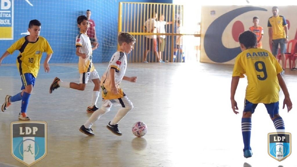 Liga Desportiva Patoense - ⚽️🔥 Sub 12
