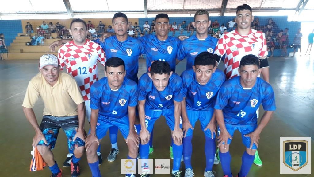 Liga Desportiva Patoense - amigos do multirao