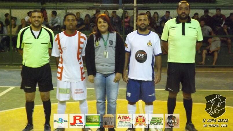 Copa Verde de Futsal 2018 - AJA x BAI