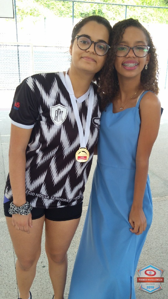 XXII Torneio Maria Emilia 2019 - Melhor Goleira Handebol Ensino Médio - Ana Laura