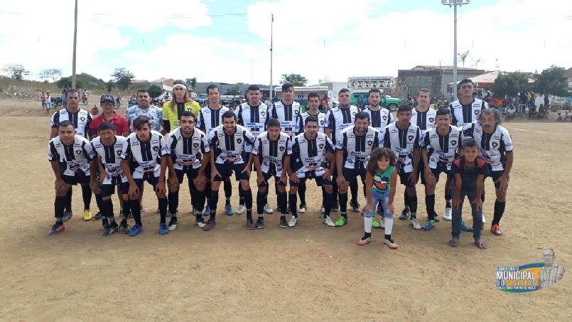 CAMPEONATO MUNICIPAL DE FUTEBOL DOS SÍTIOS AUGUSTINHO RUFINO DE MELO  - Botafogo- Vila do Pará
