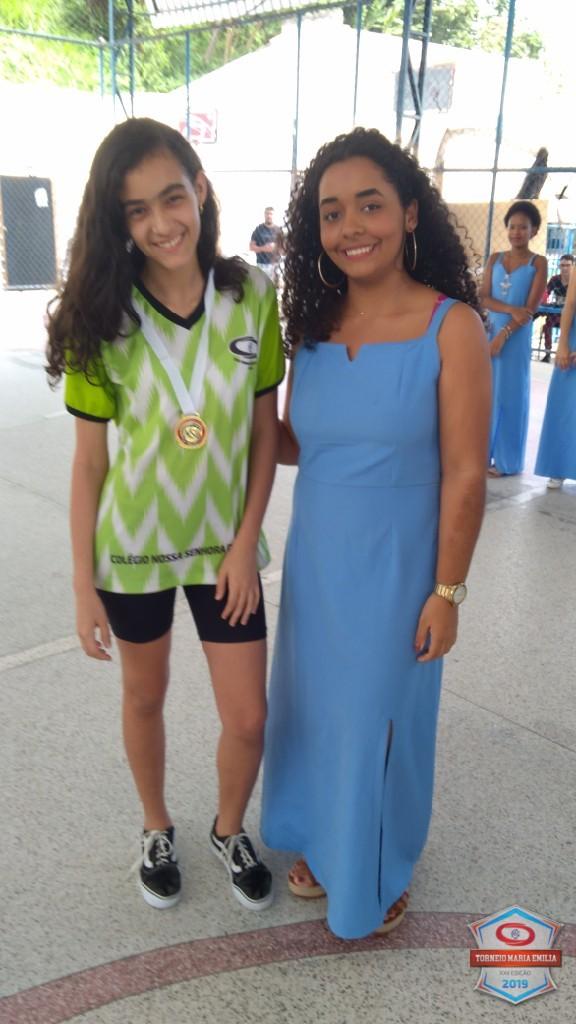 XXII Torneio Maria Emilia 2019 - Melhor Goleira 6 ano - Júlia Pereira