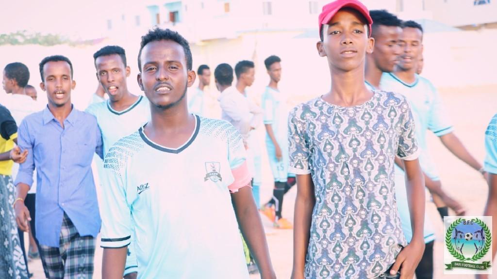 Bari Cup - Captain Asad C/Salaan Ciise Iyo Team Bp.star Guul Idin Jaray Poweyl  insha Allah