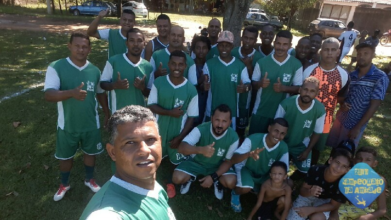 Campeonato Da Amizade  - #Rua das Palmeiras FC