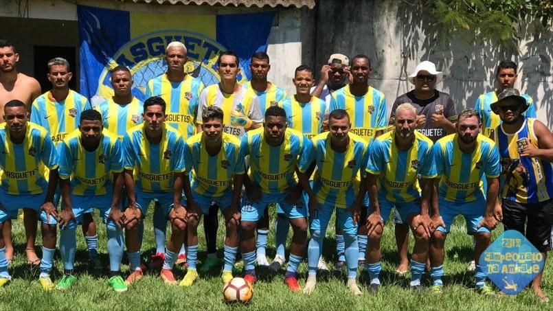 Campeonato Da Amizade  - Familia Rasguetes 💙💛