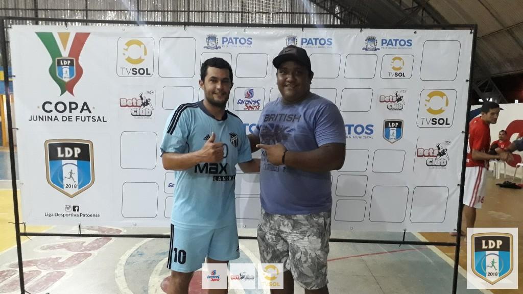 Liga Desportiva Patoense - juventude