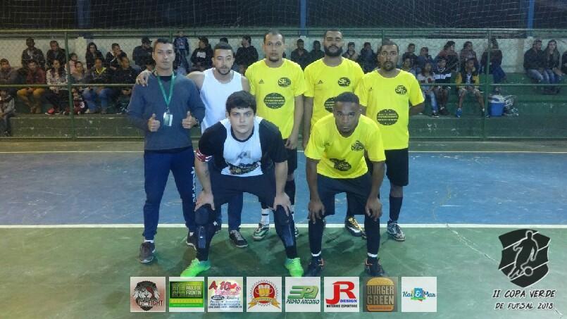Copa Verde de Futsal 2018 - Massacra SFFC