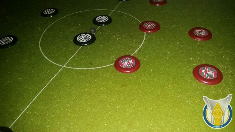 Brasileirão Série A 2018 - Atlético-MG X Fluminense - 1° RODADA