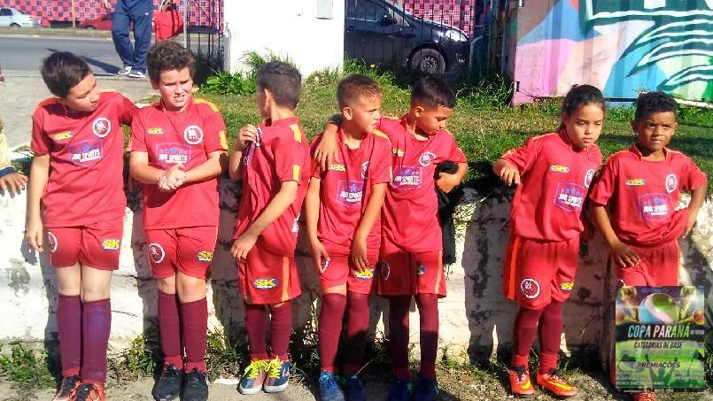 Copa Parana Futebol 7 Base - Amigos da Bola