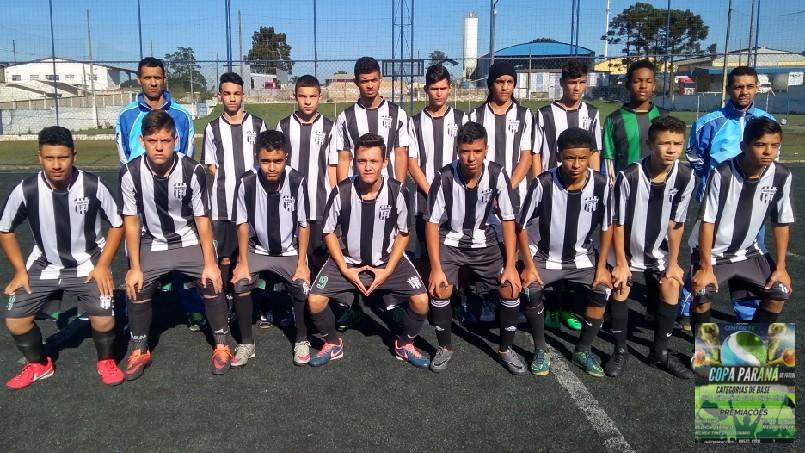 Copa Parana Futebol 7 Base - bad boys inicia o copa Paraná com 1 vitória 1 derrota