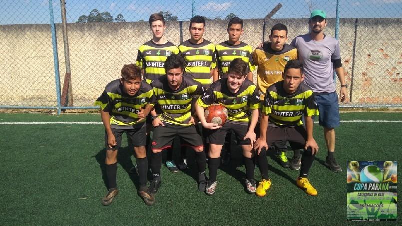 Copa Parana Futebol 7 Base - adf supera o Londrina e ganha os jogos fora de casa