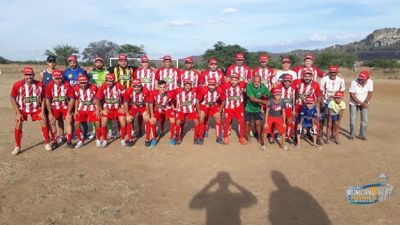 CAMPEONATO MUNICIPAL DE FUTEBOL DOS SÍTIOS AUGUSTINHO RUFINO DE MELO  - Juventude F.C Vila do Pará