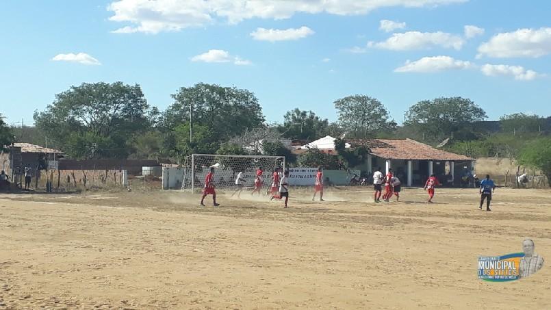 CAMPEONATO MUNICIPAL DE FUTEBOL DOS SÍTIOS AUGUSTINHO RUFINO DE MELO  - Lances do jogo São Paulinho 0x0 Juventude F.C Vila do Pará