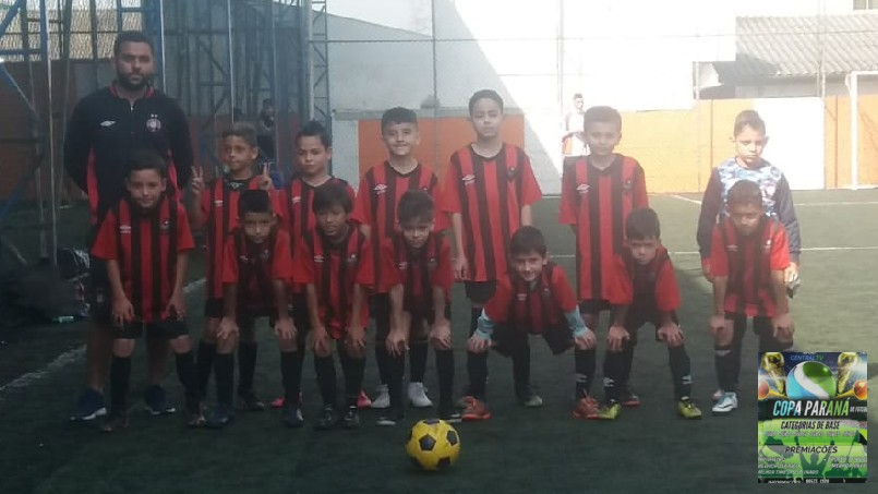 Copa Parana Futebol 7 Base -