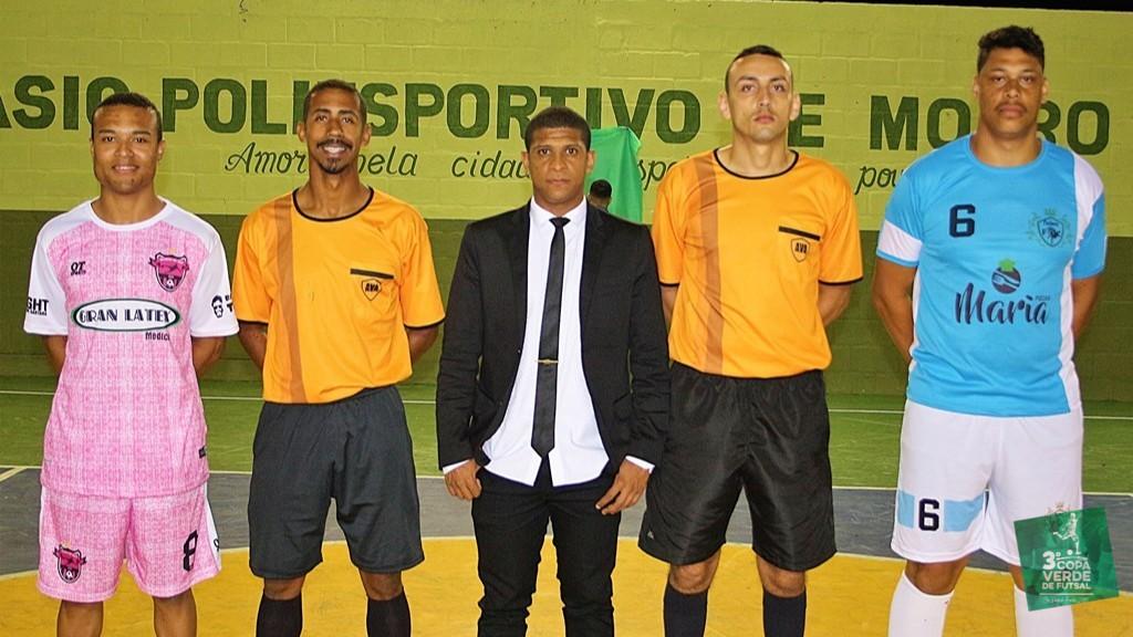 Copa Verde de Futsal 2019 - Pacheco x Meninos da Vila (Jogo #3)