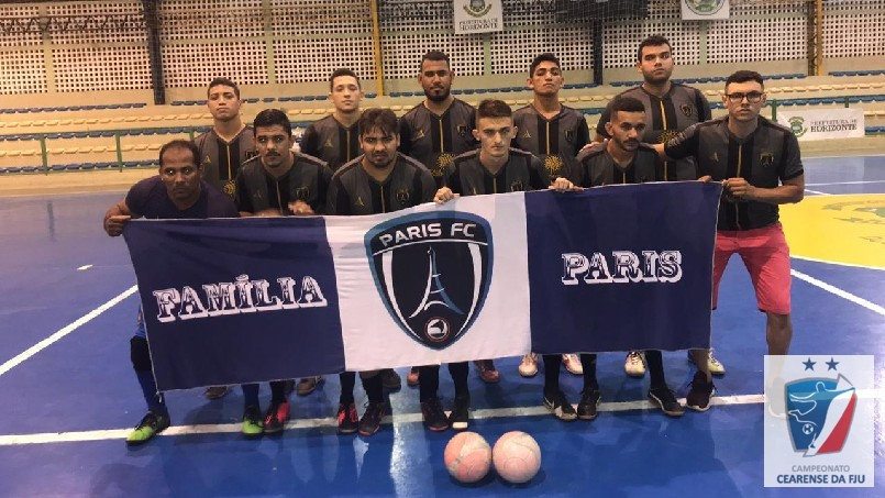 Cearense da FJU  - Castelão A Paris FC 🔵⚪
