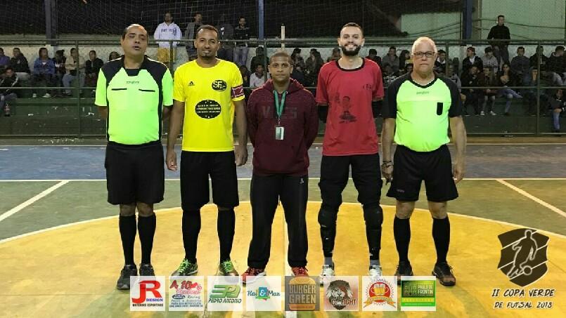 Copa Verde de Futsal 2018 - Massacra x Flamenguinho