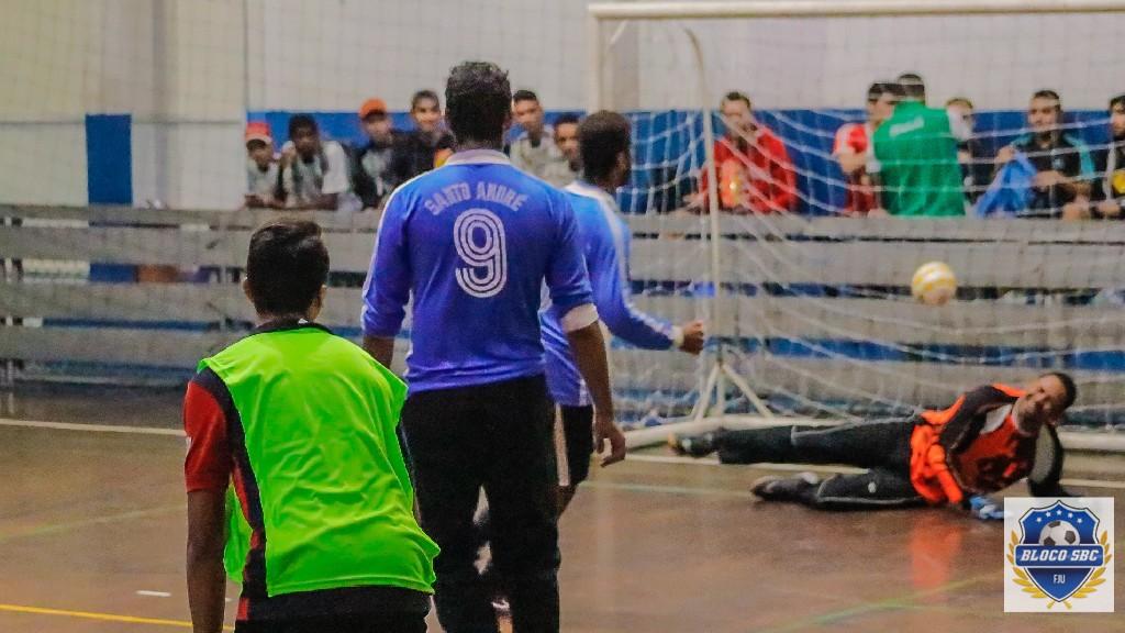 Copa Futsal FJU SBC  - Momentos 1° Rodada
