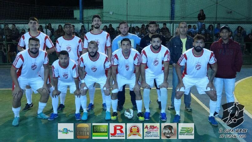 Copa Verde de Futsal 2018 - Nova Geração Futsal