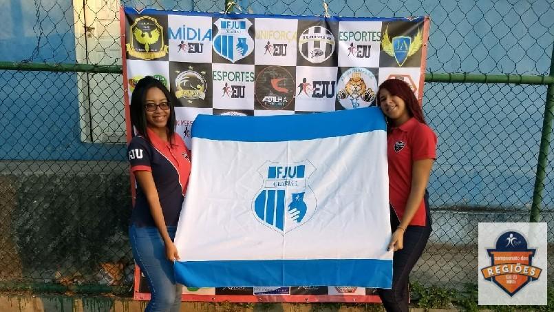 Campeonato Das Regiões Do Bloco Norte - olaria 1