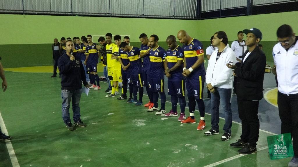 Copa Verde de Futsal 2019 - Cerimônia de Encerramento