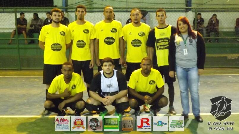 Copa Verde de Futsal 2018 - Masacra SFFC