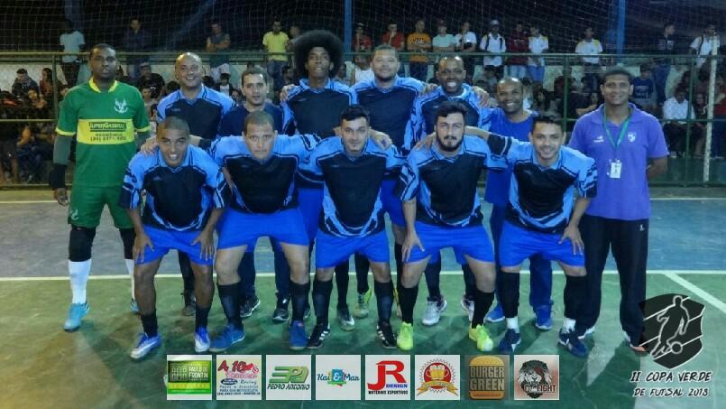 Copa Verde de Futsal 2018 - PSG Frontin