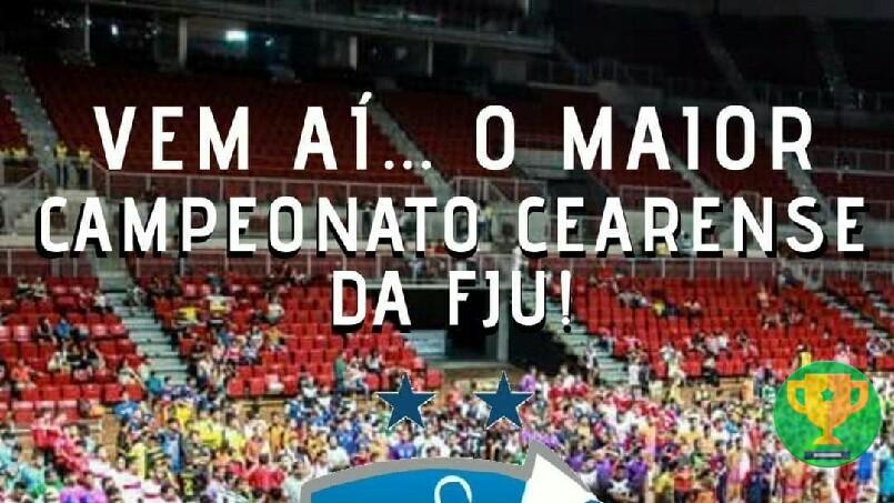 Cearense da FJU  - o maior campeonato da fju Ceará