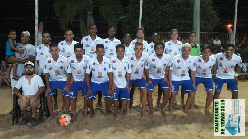 CAMPEONATO DE VERÃO 2019 - Grêmio Camaquense
