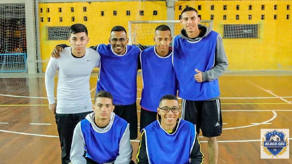 Copa Futsal FJU SBC  - Time Destemidos F.C