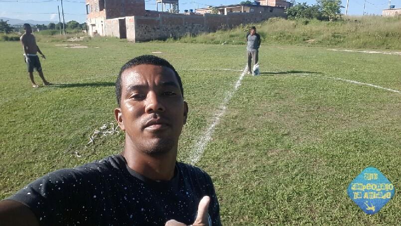Campeonato Da Amizade  - só na marcação do campo, diretoria.