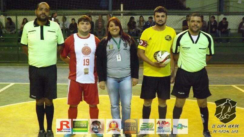Copa Verde de Futsal 2018 - MAS x UDA