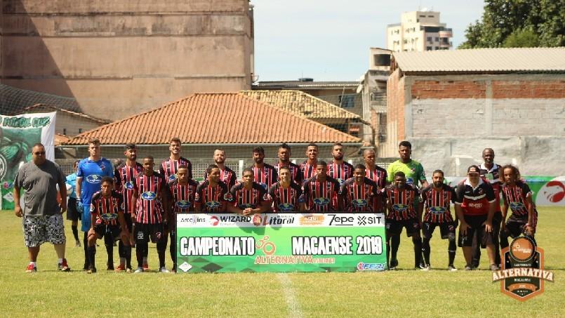 Campeonato ALTERNATIVA Macaense 2019 - E.C. UNIDOS DA AROEIRA